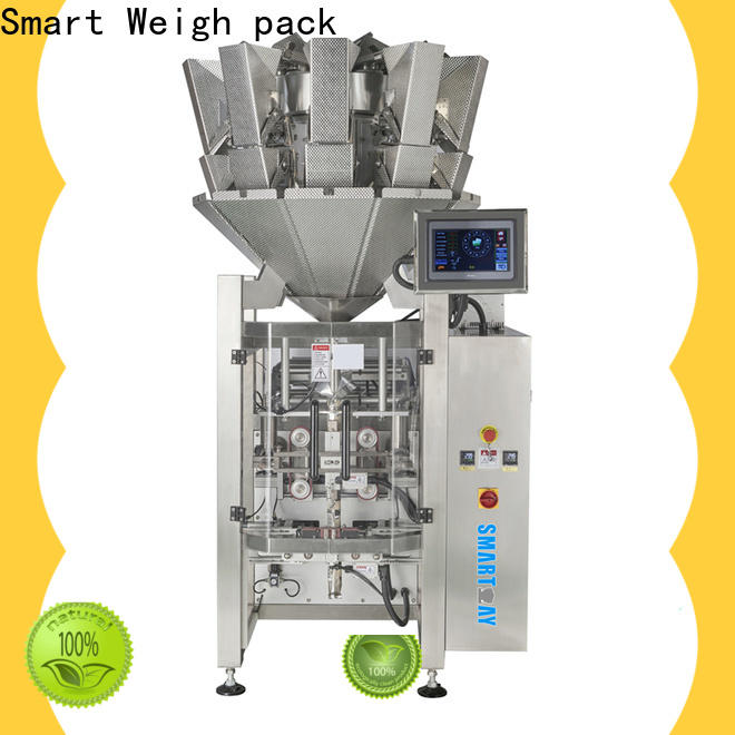 Smart Weigh pack stable blister packaging equipment factory for food labeling
