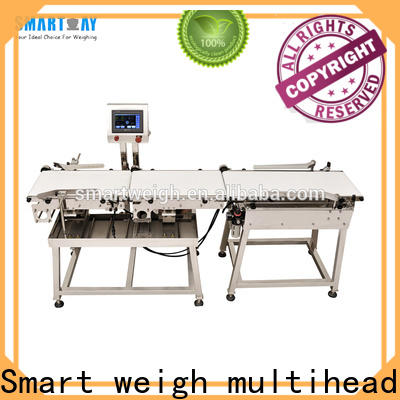 Smart Weigh pack checkweigher vision inspection camera in bulk for food labeling