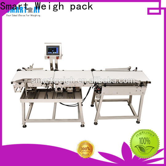Smart Weigh pack best metal detector for conveyor factory price for food labeling