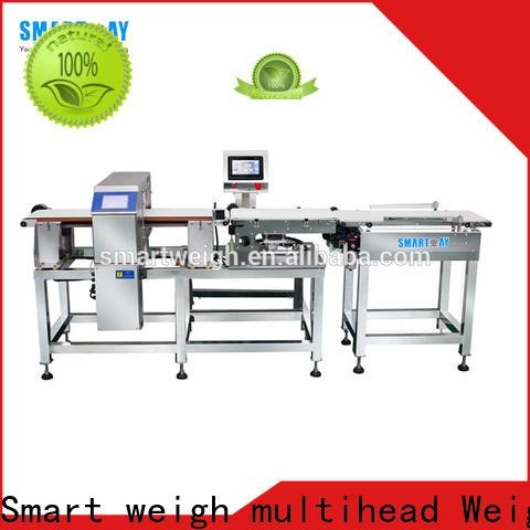 inexpensive machine vision inspection weigher in bulk for foof handling