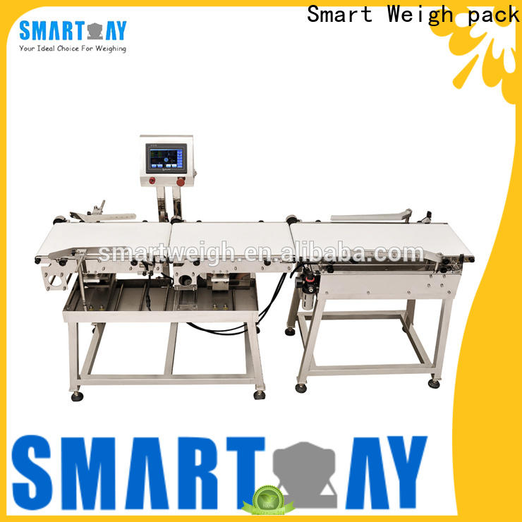 Smart Weigh pack best gravity metal detector inquire now for food packing