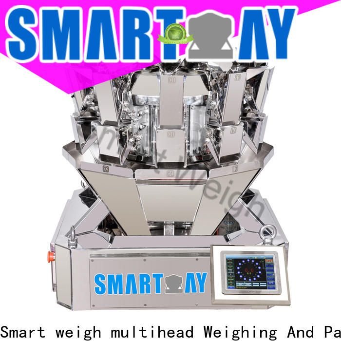 best multihead weighing machine into inquire now for food packing