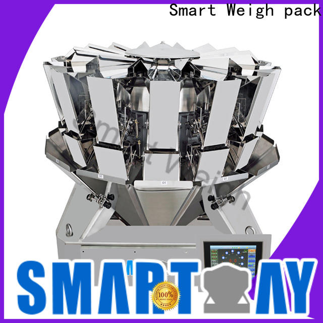 Smart Weigh pack multifunctional weigher price directly sale for foof handling