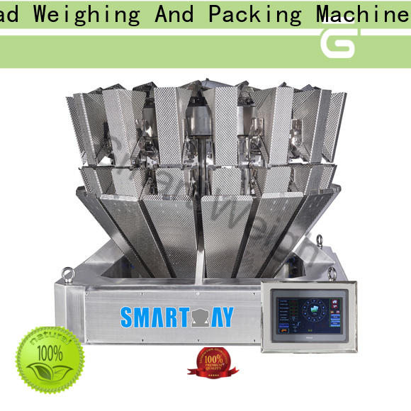 latest multipond weigher compact customization for foof handling