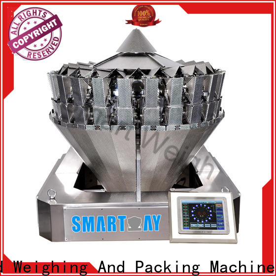 Smart Weigh pack best multiweigh order now for foof handling