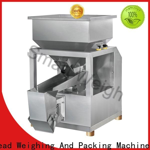 linear multihead weigher weigh for foof handling