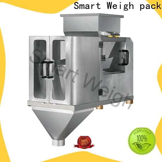 Smart Weigh pack system automatic weighing and filling machine with good price for food packing
