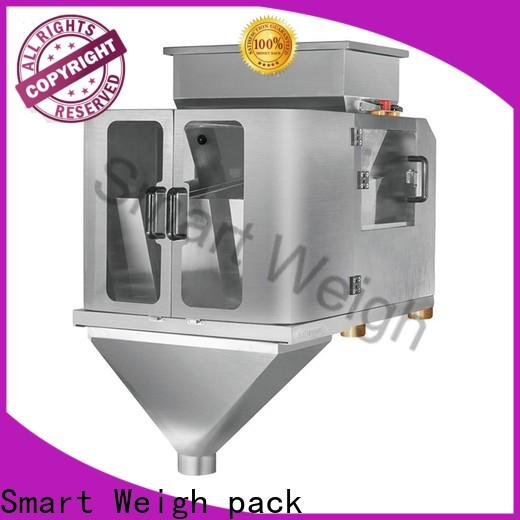 Smart Weigh pack swlw2 food packaging machine customization for foof handling