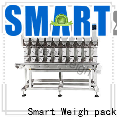 Smart Weigh pack swlc12 linear combination weigher directly sale for food labeling