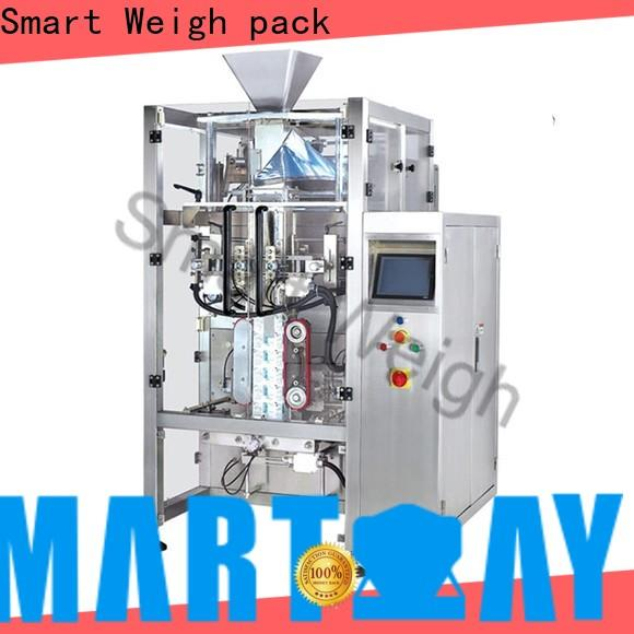 Smart Weigh pack best pouch packing machine price inquire now for food labeling