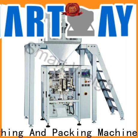 Smart Weigh pack system packaging manufacturers for food weighing