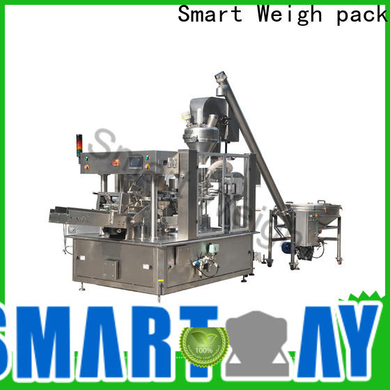 Smart Weigh pack top advanced packaging systems in bulk for food weighing