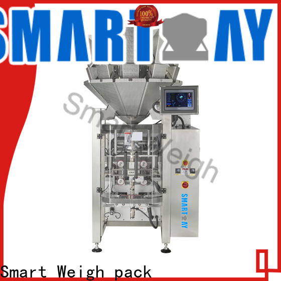 Smart Weigh pack eco-friendly vial filling machine factory price for foof handling
