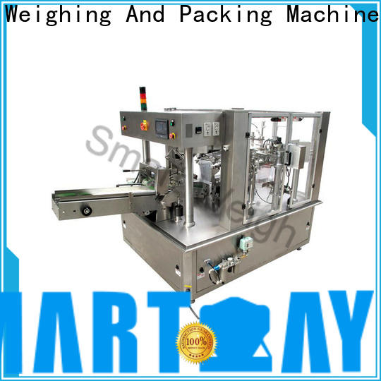 Smart Weigh pack multifunctional tea packing machine price free quote for foof handling