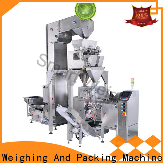 Smart Weigh pack top automatic bagging machine company for chips packing