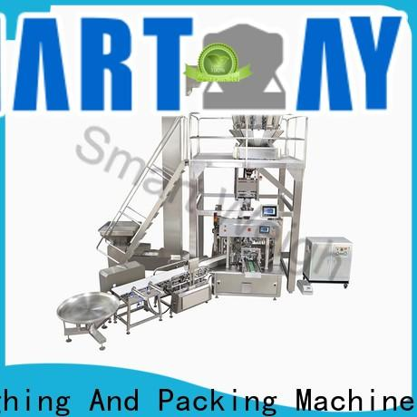 Smart Weigh pack latest biscuit packing machine supply for frozen food packing