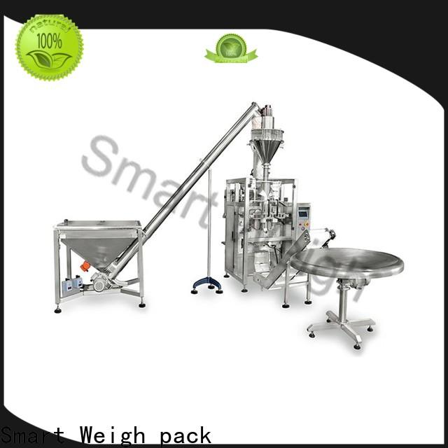 Smart Weigh pack standard vffs packaging machine manufacturers for salad packing