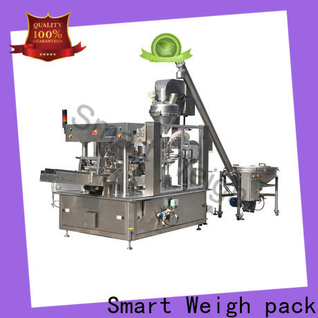 Smart Weigh pack latest candy packing machine supply for food packing