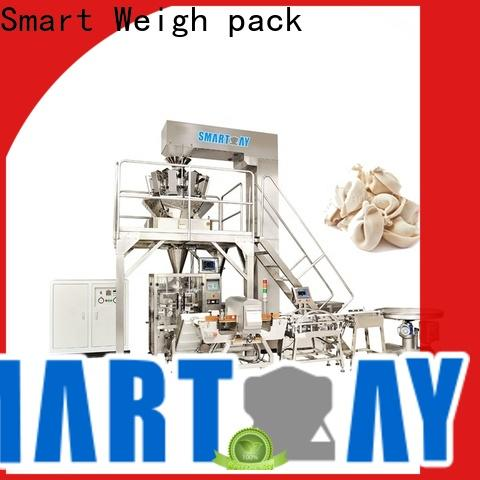 best china packing machine smart for food packing