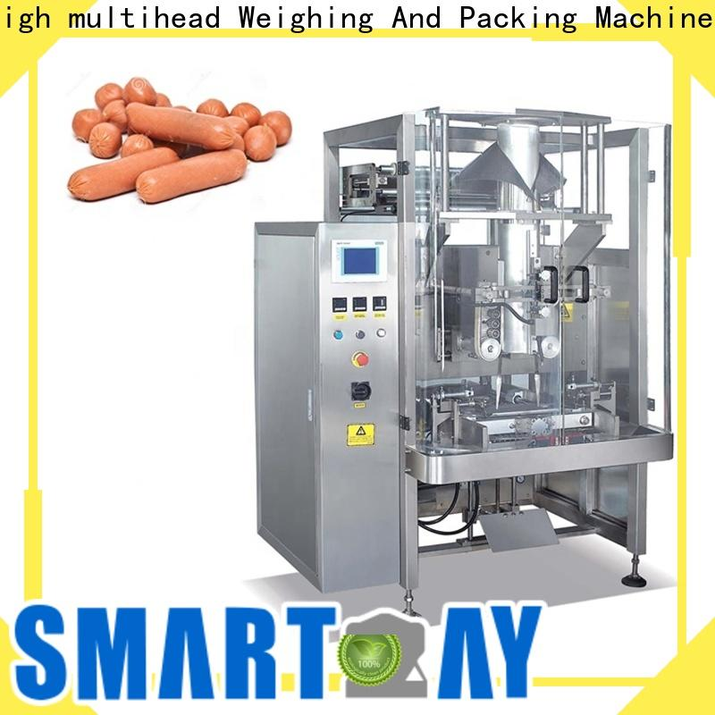 Smart Weigh pack packing manufacturer with cheap price for food packing