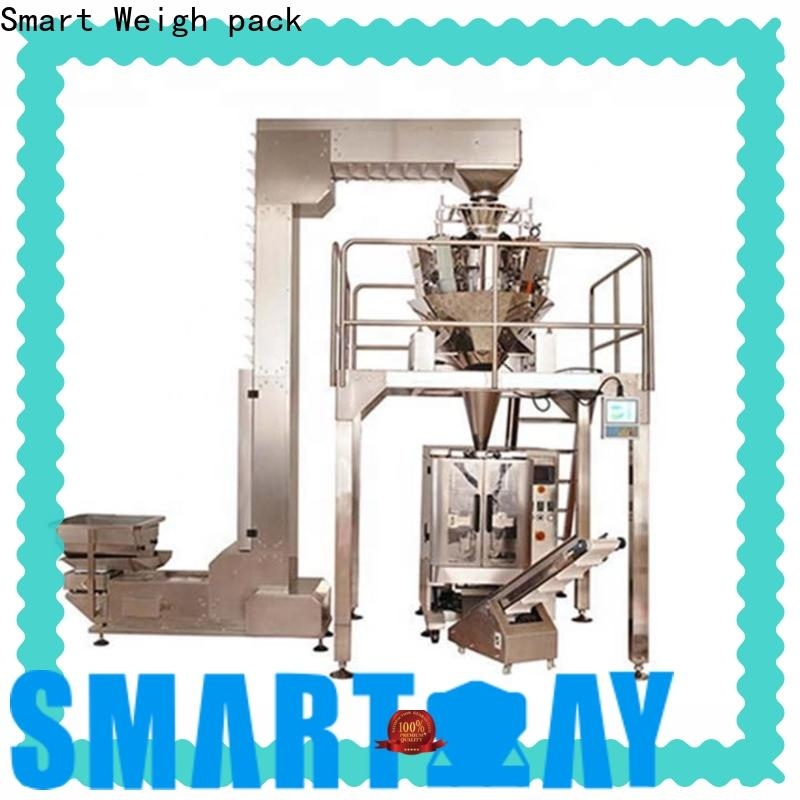 Smart Weigh pack coffee carton packaging machine company for food labeling