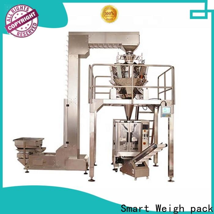 Smart Weigh pack top food packaging machine manufacturers inquire now for food weighing