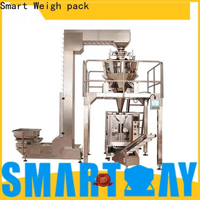 Smart Weigh pack high-quality packaging machine manufacturers supply for food weighing