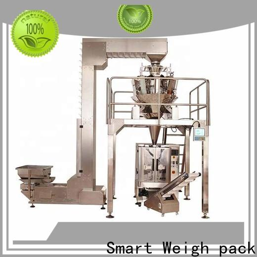 Smart Weigh pack inexpensive 1 kg pouch packing machine in bulk for food weighing