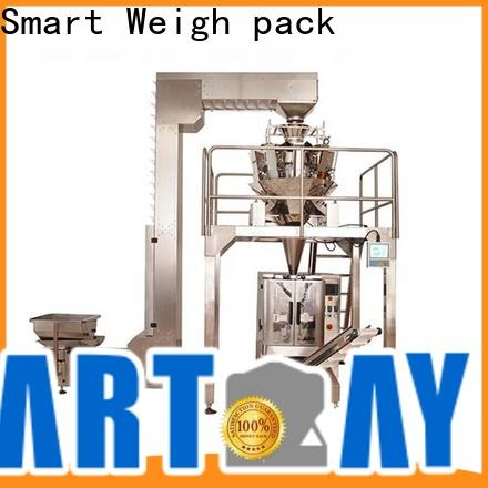 Smart Weigh pack oil packaging machine customization for food weighing