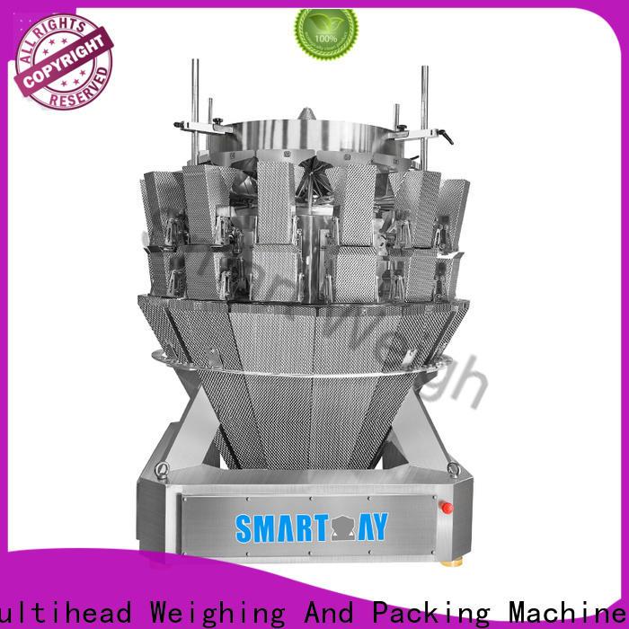 best multihead weigher manufacturers weighing factory for food labeling
