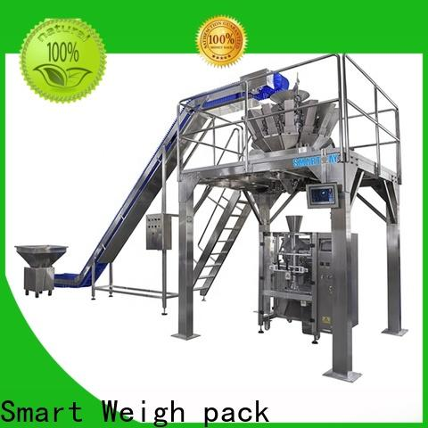 Smart Weigh pack manual packing machines customization for food labeling