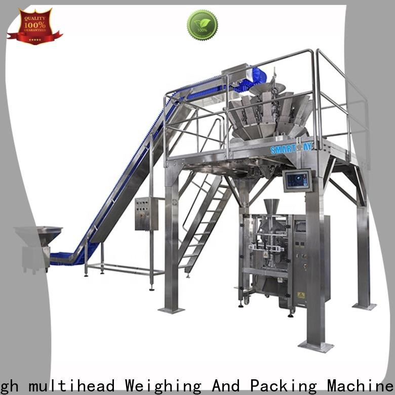 Smart Weigh pack perfume filling machine for foof handling