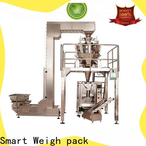 Smart Weigh pack new pouch packing factory price for food packing