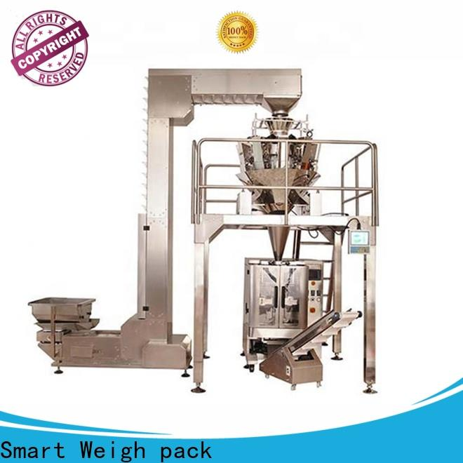 Smart Weigh pack best candy packaging equipment supply for foof handling