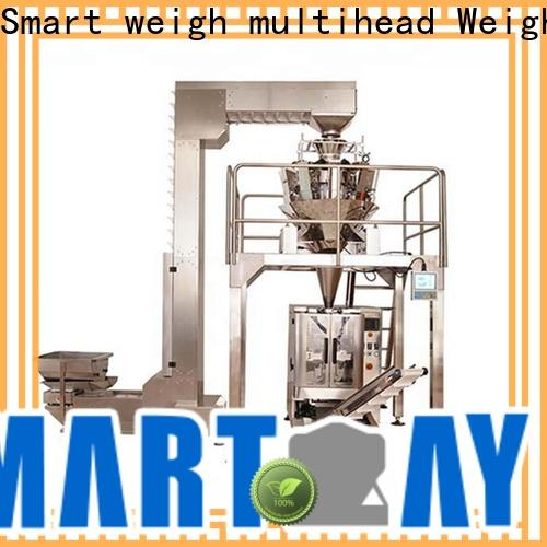 Smart Weigh pack quality jar packing machine factory for food packing
