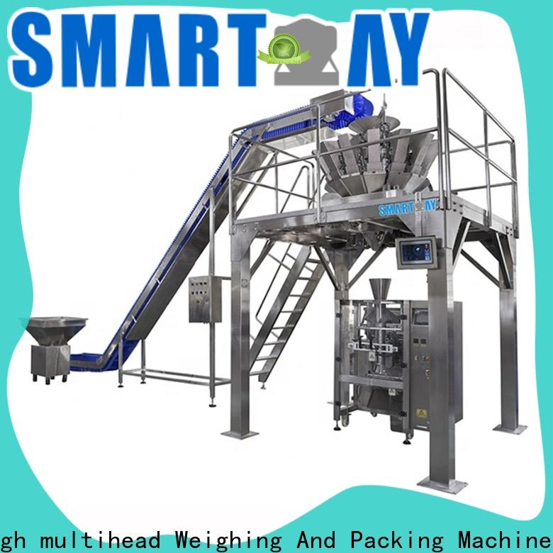 Smart Weigh pack best butter packaging machine for business for food weighing