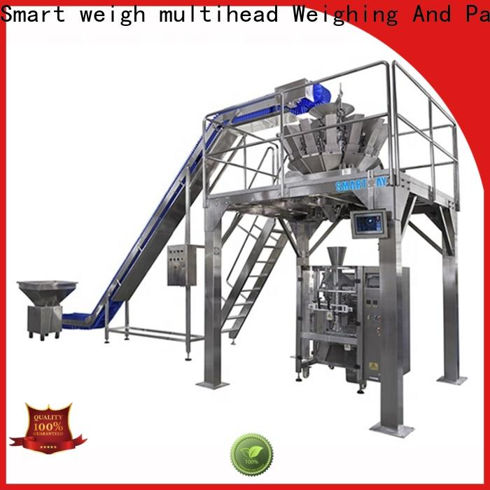 Smart Weigh pack pepper filling packing machine order now for food weighing