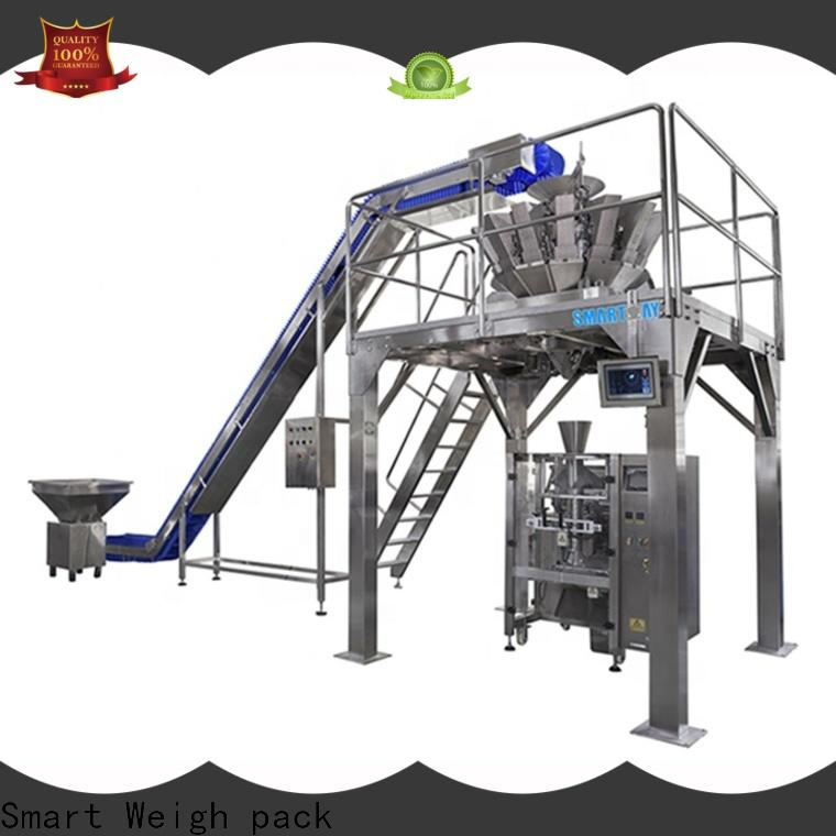 new bag manufacturing machine verticalpackaging with cheap price for food weighing