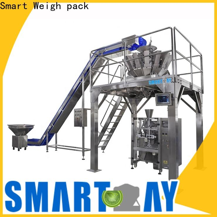 Smart Weigh pack vacuum candy packaging equipment China manufacturer for food weighing