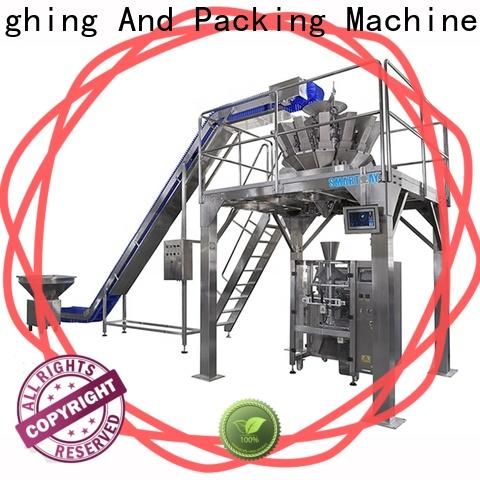 Smart Weigh pack cup filling machine manufacturers for foof handling