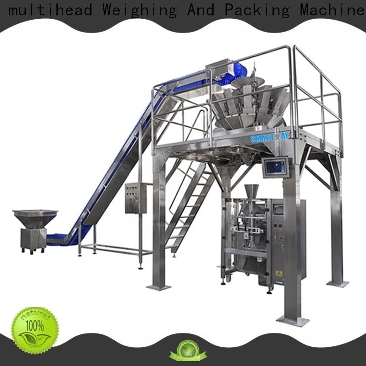 Smart Weigh pack performance filling machine india inquire now for food labeling