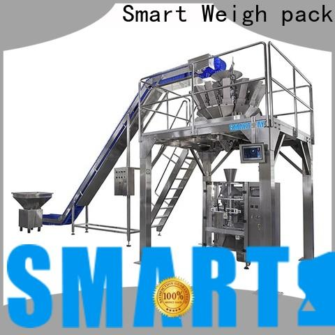 Smart Weigh pack cookies sugar packing machine for sale for food labeling