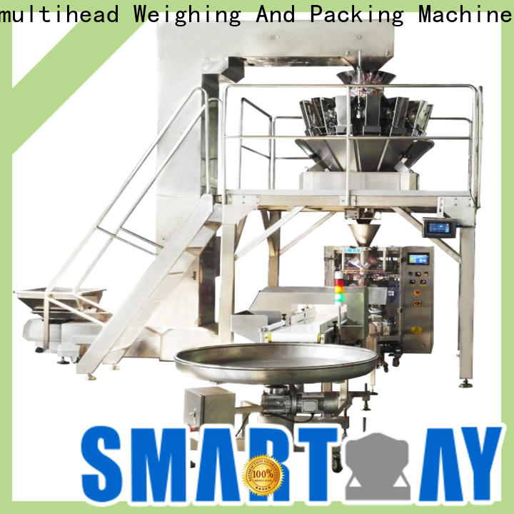 Smart Weigh pack best-selling snacks packing machine price in pakistan for foof handling