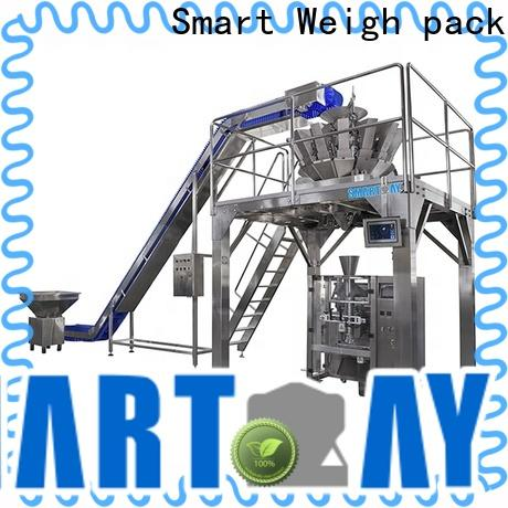 Smart Weigh pack high-quality pouch paking machine China manufacturer for food packing