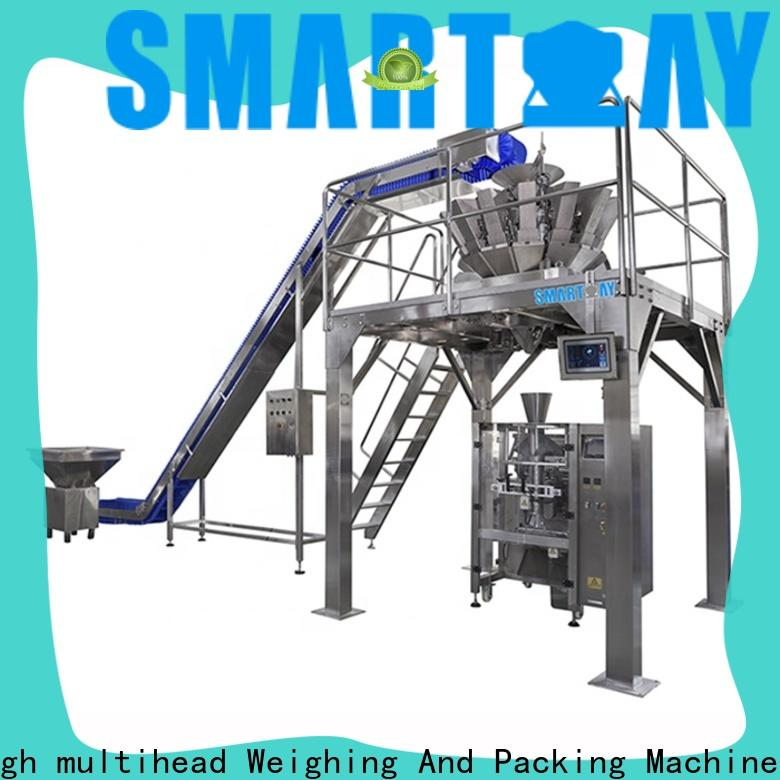 Smart Weigh pack weigher aerosol filling machine order now for foof handling