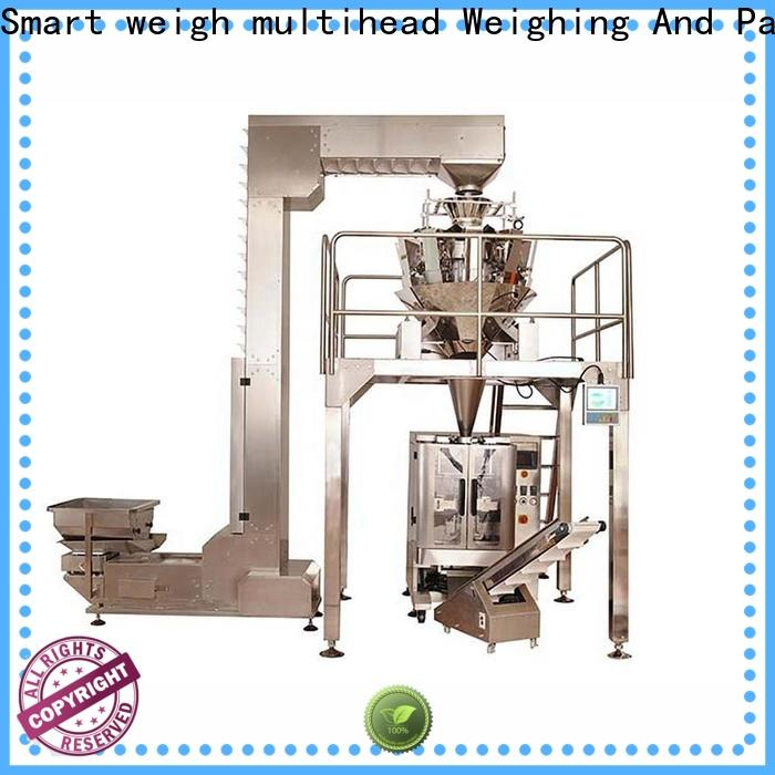Smart Weigh pack promotions form and fill packaging machines supply for food labeling