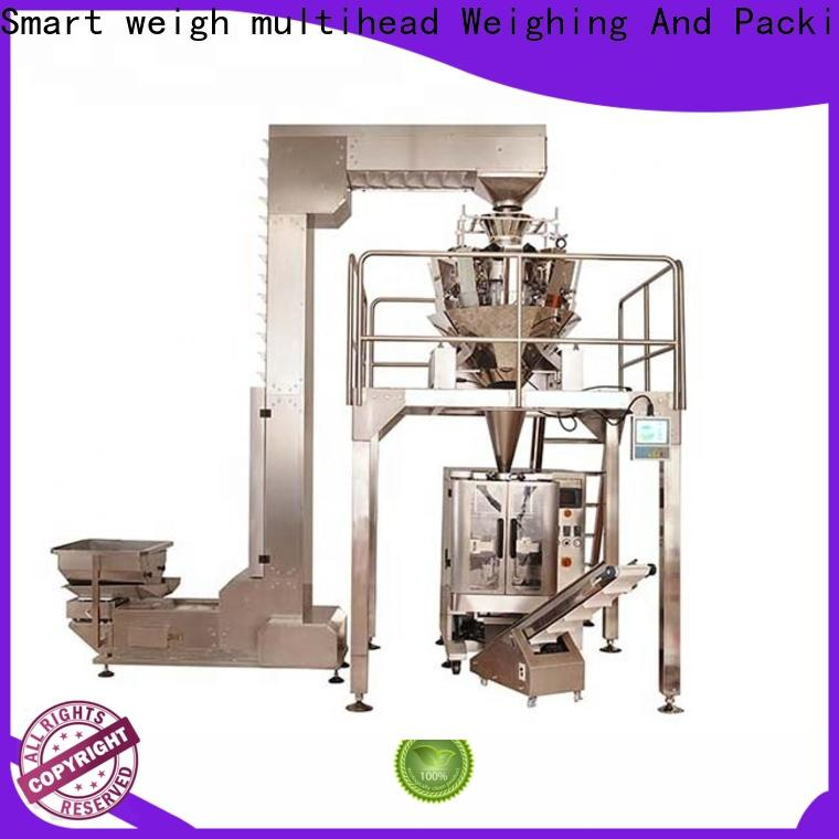 Smart Weigh pack electronic ghee packing machine with good price for food weighing