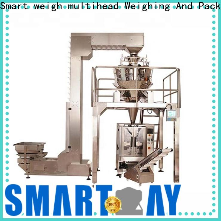 Smart Weigh pack chicken packaging machine manufacturers order now for food packing