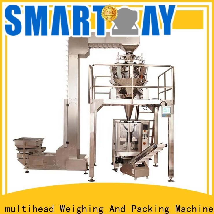 Smart Weigh pack best-selling rotary filling machine inquire now for food labeling
