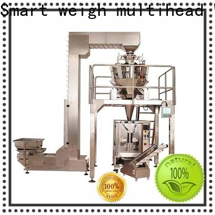 Smart Weigh pack flow packaging machine customization for food packing